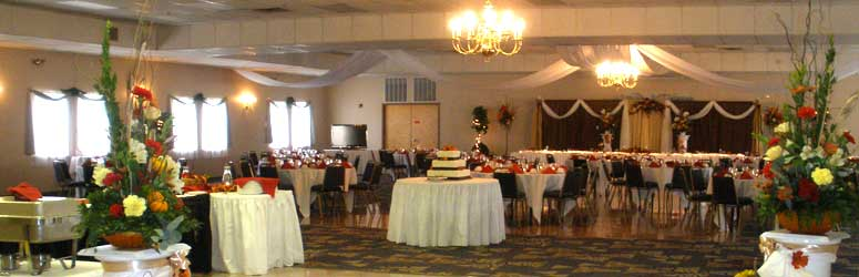 Wedding Venue Reception Hall And Catering By The Waterville Elks